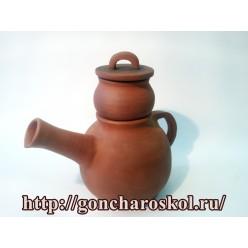 Заварочный чайник с инфундиркой