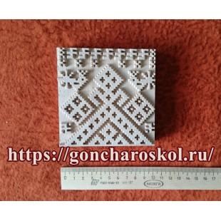 Русский узор 2-М (штамп для набойки)