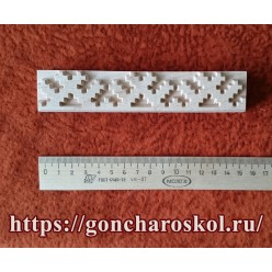 Русский узор-окантовка 1-1М