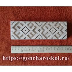 Русский узор окантовка-3М